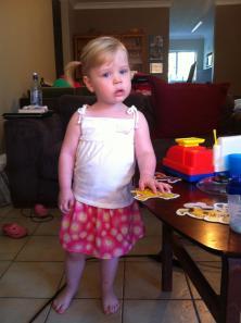 first skirt 2